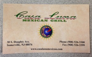 A Commercial for Casa Luna in Somerville, NJ