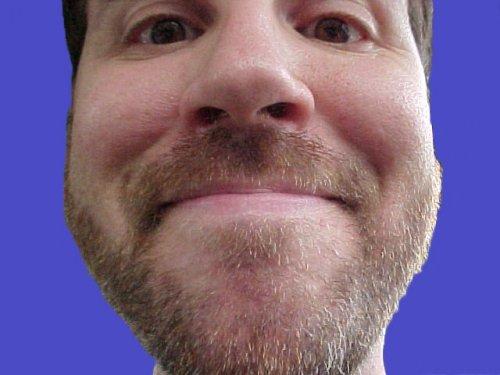 Nice beard.