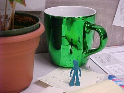 Gumby Finds Himself