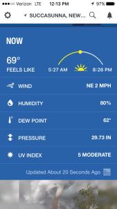 80% Humidity