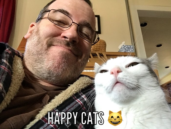 Happy Cats