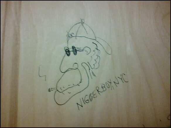 Graffiti in the South